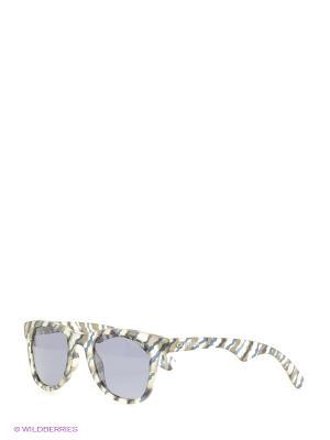 Солнцезащитные очки CARRERA. Цвет: серо-коричневый, серый