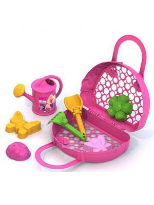 Формочка игрушечная Нордпласт.. Цвет: розовый