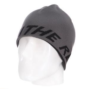 Шапка двусторонняя  Ftr Reversible Skull Dk. Grey Haze/Black Independent. Цвет: серый,черный