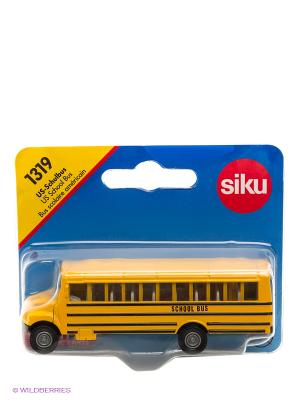 Машинка Школьный автобус SIKU. Цвет: желтый