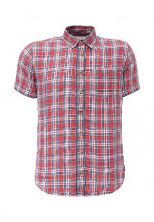 Рубашка Harris Wilson. Цвет: красный
