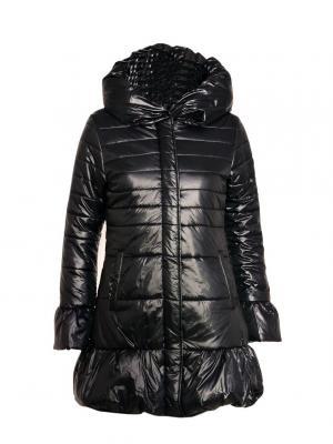 Пальто MANAI. Цвет: черный
