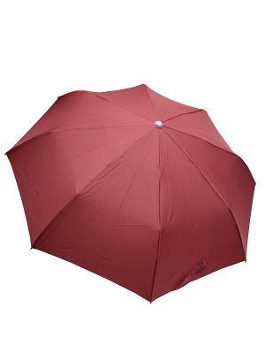 Зонт Edmins. Цвет: бордовый
