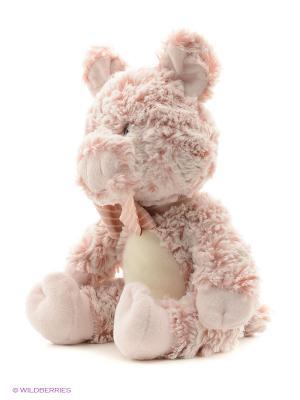 Игрушка мягкая (Wyatt Pig, 28 см). Gund. Цвет: розовый