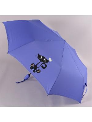 Зонт Airton. Цвет: сиреневый