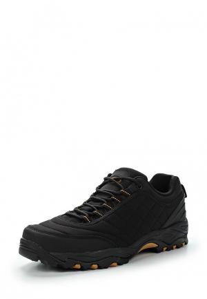 Ботинки трекинговые Ascot. Цвет: черный