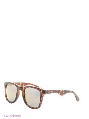 Солнцезащитные очки CARRERA. Цвет: черный, рыжий