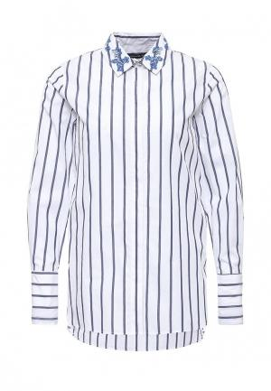 Рубашка Pennyblack. Цвет: белый