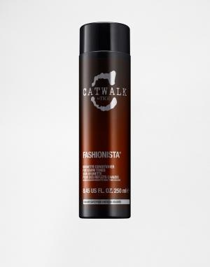 Tigi Catwalk Бальзам для волос брюнеток Fashionista. Цвет: бесцветный