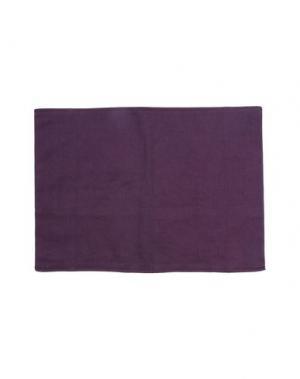 Салфетка под приборы CONVIVA. Цвет: фиолетовый