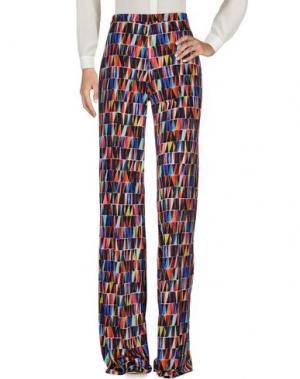 Повседневные брюки SALONI. Цвет: черный