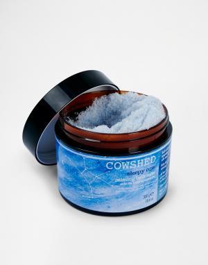 Cowshed Успокаивающая соль для ванны Sleepy Cow, 300 г. Цвет: бесцветный