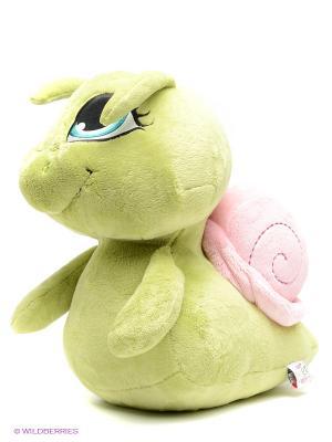 Мягкая игрушка Улитка NICI. Цвет: салатовый, розовый
