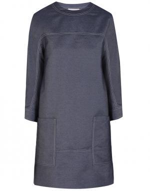 Джинсовое платье Jason Wu. Цвет: синий
