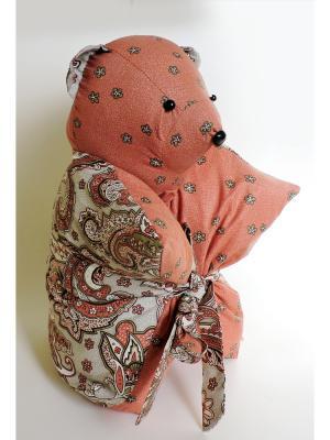 Декоративная подушка Mammi. Цвет: оранжевый