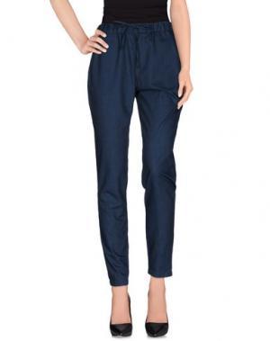 Повседневные брюки PERFECTION. Цвет: цвет морской волны