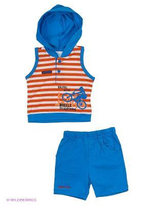 Комплект одежды WWW. Цвет: оранжевый