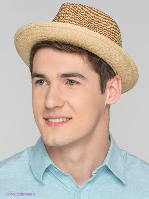Шляпа Bailey. Цвет: бежевый, коричневый
