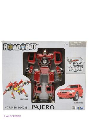 Робот Happy Well. Цвет: красный