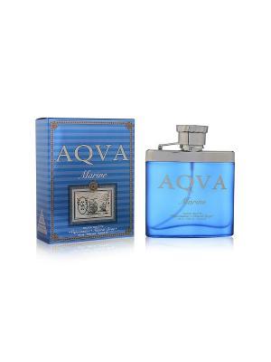 Туалетная вода Aqva Marine 95 мл. Цвет: прозрачный