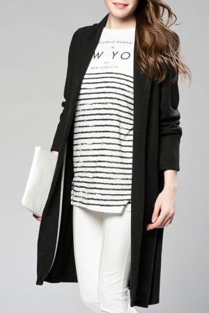Куртка VAVIST. Цвет: черный