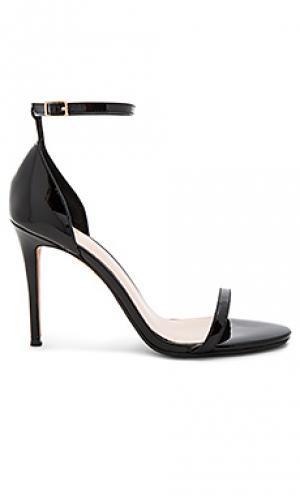 Туфли на каблуке blake RAYE. Цвет: черный