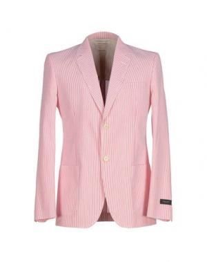 Пиджак MARC JACOBS. Цвет: коралловый