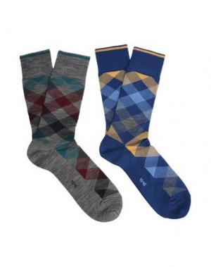 Короткие носки BURLINGTON. Цвет: ярко-синий