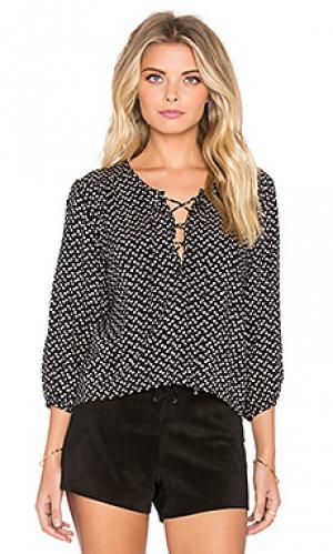 Рубашка nomad AUGUSTE. Цвет: черный