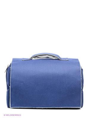 Несессер Cross Case. Цвет: синий