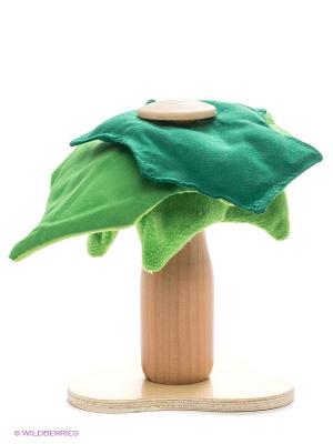 Дикое дерево AnaMalz. Цвет: зеленый
