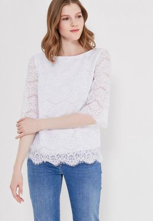 Блуза Lussotico. Цвет: белый