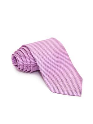 Галстук Churchill accessories. Цвет: фиолетовый, бледно-розовый, красный, розовый, белый