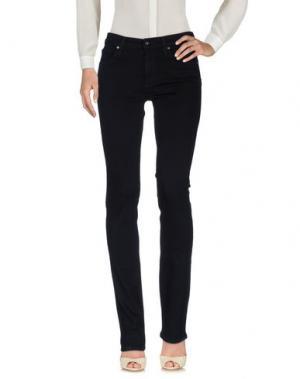Повседневные брюки JAMES JEANS. Цвет: черный