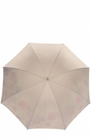 Зонт-трость Pasotti Ombrelli. Цвет: хаки