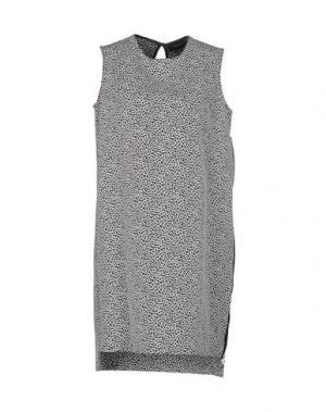 Короткое платье MALAICA. Цвет: белый