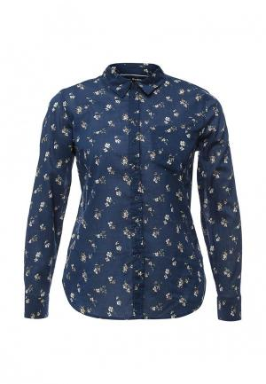 Блуза Befree. Цвет: синий