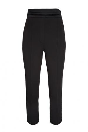 Однотонные брюки Maison Bohemique. Цвет: черный