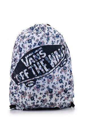 Мешок Vans. Цвет: белый