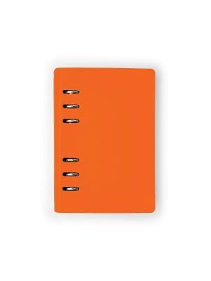 Ежедневник, а5- firenze Bruno Visconti. Цвет: оранжевый
