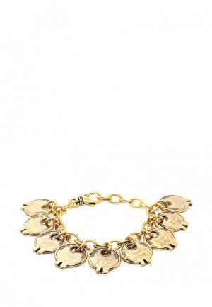 Браслет Alcozer&J. Цвет: золотой