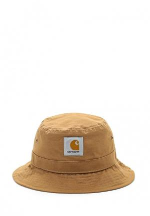 Панама Carhartt. Цвет: коричневый