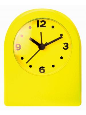 Часы настольные ArteNuevo. Цвет: желтый
