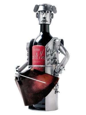 Украшение для бутылки Торреодор Hinz&Kunst. Цвет: темно-серый