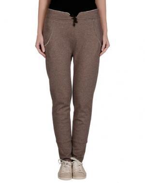 Повседневные брюки PRAIO. Цвет: хаки