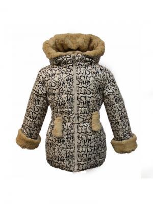 Куртка Stillini. Цвет: молочный