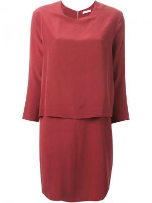 Платье Tatum D.Efect. Цвет: красный