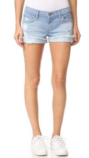 Мешковатые шорты в мужском стиле James Jeans. Цвет: joy ride
