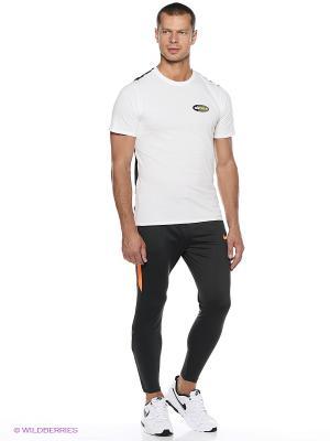 Брюки STRIKE PNT WP WZ Nike. Цвет: темно-серый