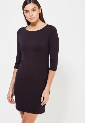 Платье Фэст. Цвет: черный